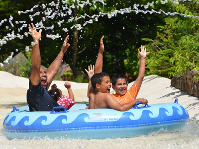 Explore Central New York at Enchanted Forest Water Safari