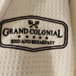 grand colonial robe