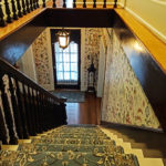 grand colonial stairs