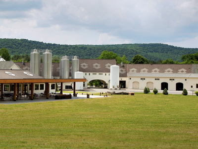 Explore Central New York at the brewery ommegang