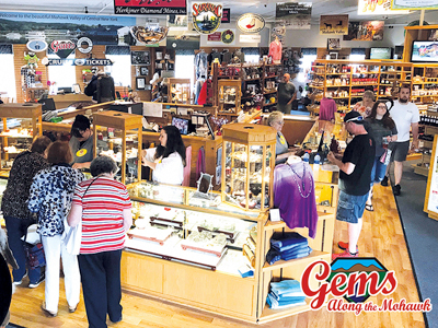 Explore Central New York at gems along the mohawk