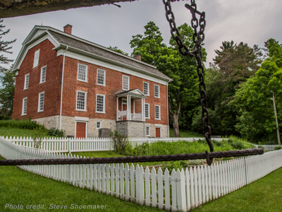 Explore Central New York at the Herkimer Home